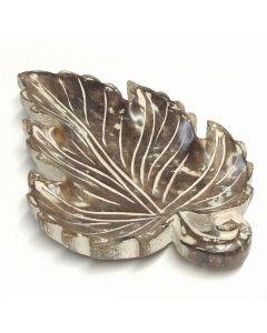 Grehom Leaf Platter