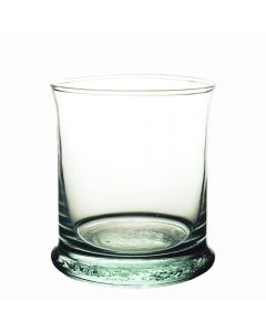 Grehom Recycled Glass Tumbler (350 ml)- Nice & Simple (Set of 2)