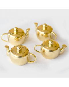 Grehom Place Card Holder (Set of 4) - Golden Teapot
