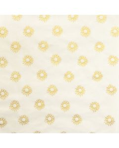 Grehom Gift Wrapping Paper (Set of 4) - Glowing Sun