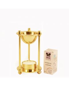 Grehom Oil Burner - Golden Monument