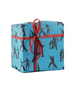 Grehom Gift Wrapping Paper (Set of 4) - Dance