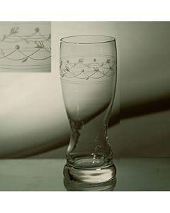 Grehom Crystal Pilsner Glass - Creepers