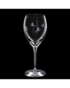 Grehom Crystal Wine Glass - Tribal