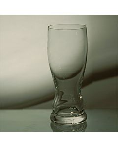 Grehom Crystal Pilsner Glass - Plain