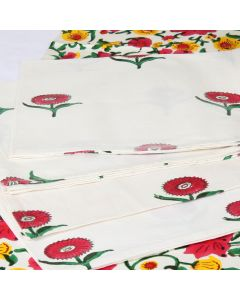 Grehom Napkins Large (Set of 2) - Blossom