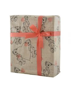 Grehom Gift Wrapping Paper (Set of 4) - Cuddles