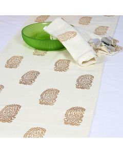 Grehom Table Runner - Paisley