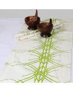 Grehom Table Runner - Green Grass